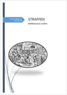 E-Book middeleeuwse straffen