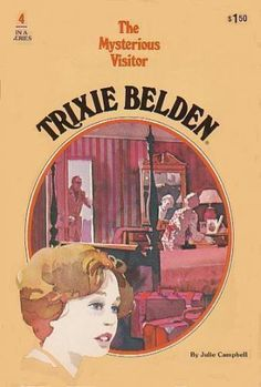 I had all the Trixie Belden books when I was a kid in the 70s. This was the release style I had . My 9 year old started reading them, but prefers Nancy Drew.