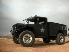 Army Dodge