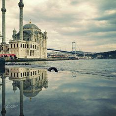 Picked by Ciprian Buzdugan. Istanbul, Taj Mahal, Around The Worlds, Architecture, Building, Travel, Design, Arquitetura, Viajes