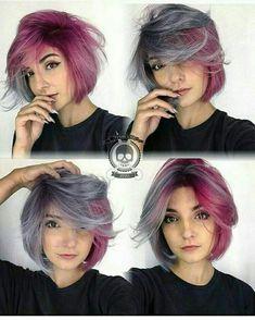 Faça um cabelo lindo assim