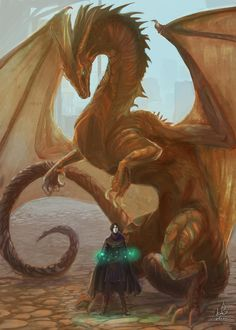 Dancing with Dragons by Lumaris.deviantart.com on @DeviantArt
