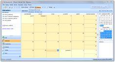 Efficient Calendar Free – program do zapisywania i przechowywania notatek wraz z załącznikami. Oferuje nam notes, kalendarz i opcję przypominania o ważnych wydarzeniach.