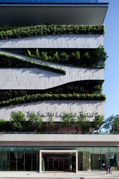 Arquitetura e Urbanismo: Torre Sustentável por Aedas!