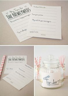 16 of the best free wedding printables for your DIY wedding - Wedding Party