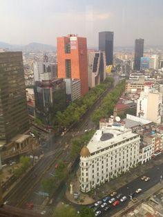 Mi ciudad. Reforma en movimiento