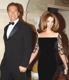 Arnold Schwarzenegger and Maria Shriver: Estimated between $250 and $375…