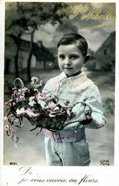 Kulkematon postikortti 1900-luvun alku