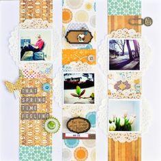 Baby Black block letters bunting 4 photos + grid + ephemera