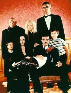 The Addams Family ( 1964-1966)