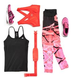 Love this look from mygirls.adidas.com #mygirls