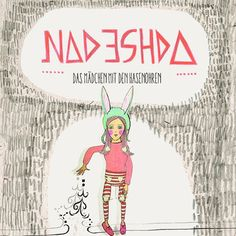 This is #Nadeshda #girlwithbunnyears. A #shaman from the #siberian #tundra. she can talk to the #ghosts of #animals and #nature. its a #fairytale made of #puppets for #animation as well as a #childrenbook. in this #christmasstory the girl will help #santa make the #children of the #westerncivilization understand the meaning of #christmas. all done with #coloredpencil #fineliner #collage #digitalcollage #gouache & #watercolor #painting and #doily #paper #childrenillustration #kinderbuch…
