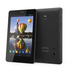 "bq Tablet Elcano 7"" 3G IPS HD, DUALCORE CORTEX A9, GPU S5 SGX, 1GB, 16GB, microUSB, BT, WIFI, 3G, GPS, A4.0"