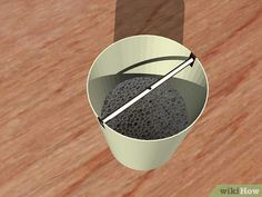 How to Make a Drill Powered Rock Tumbler: 8 Steps (with Pictures) Dremel Sanding Bits, Drill, Tumbler, Jar, Gemstones, Tableware, Pictures, Rock Art, Backyard