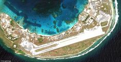 secret airfields | Bucholz Army Airfield: The airfield is located on Kwajalein Island ...