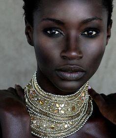 Kate Menson. Ghanaian beauty.