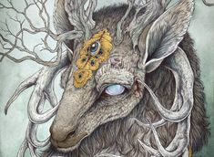 Caitlin Hackett's works are amazing. Go here -> http://caitlinhackett.carbonmade.com/