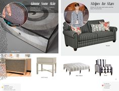 Trends: Gimme Some Skin & Stripes Are Stars #hpmkt Oct 2012  www.meridienmarketing.com  Furnishing the World