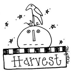 Free Pattern - Harvest