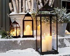 Candle Lanterns RENTAL :  wedding aisle candle