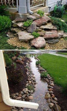 Front Yard Landscaping Ideas Bushes and also trees integrate for a striking l - Landschaftsbau Vorgarten Home Landscaping, Landscaping With Rocks, Front Yard Landscaping, Landscaping Design, Landscaping Borders, Inexpensive Landscaping, Florida Landscaping, Florida Gardening, Yard Design
