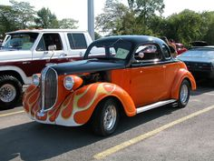 images of hot rod cars | 15 Cool Hot Rod Cars | The World's Most Beautiful Cars