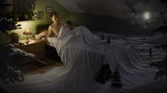 Ready to see some photo manipulation tutorials for Photoshop? I have been making roundups of weekly or monthly Photoshop tutorials for a lot of time. Surreal Artwork, Surreal Photos, Photomontage, Erik Johansson Photography, Creative Photos, Cool Photos, Amazing Photos, Amazing Ideas, Trailer Park