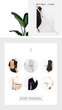 BSB Fashion Newsletter F/W 15/16 - Minimal Lines Shop online >> www.bsbfashion.com