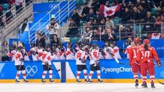 For a sixth straight Olympic Winter Games, Team Canada will play in the women's ice hockey gold medal game. Olympic Athletes, Olympic Team, Women's Hockey, The Rival, Winter Games, Home Team, Winter Olympics, Victorious, Basketball Court