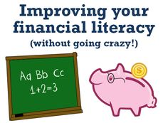 Improving financial literacy, the ImpulseSave way, without going crazy.