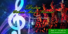 Desia Ethnic Music Festival At koraput valley..  Starts from 7th to 10th Nov 2014 don't miss the chance!!