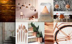 copper-orange - ColourFutures, AkzoNobel's jaarlijks kleurtrendonderzoek, heeft Copper Orange aangewezen als dé kleur van 2015. De warme tint staat voor een positievere kijk op de wereld en een nieuwe focus op de 'sharing economy'. De kleur vervangt de koele blauw- en groentinten van de afgelopen jaren en sluit perfect aan bij roze en neutrale tinten, bij wit, andere oranje tinten en metallics zoals goud en koper en houttinten