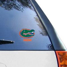 Florida Gators WinCraft Mom 3'' x 4'' Decal - College - COLLEGE, Decal, Florida, GATORS, Mom, WinCraft