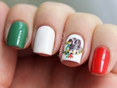 Mexican_Flag_Nails  (Worldcup!)