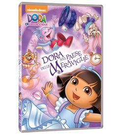 Dora nel Paese delle Meraviglie - In DVD dal 9 luglio