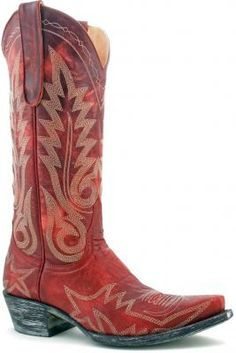 I never thought I'd be the type to salivate over cowboy boots, but that was before I visited Allen's Boots.