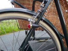 Vintage Bicycle Sidecar Rear Light