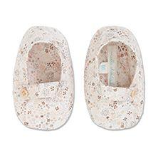 Fabric Shoe, PINK DITSY - Fabric Shoe