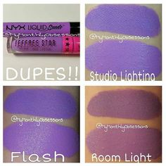 Another dupe for @jeffreestarcosmetics Blow Pony ($18) shared by @mymonthlyobsessions! Check out more dupes and comparisons on www.dupethat.com