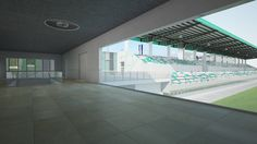 Ciudad deportiva del Real Betis Balompié