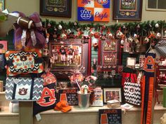 Auburn or Alabama for Christmas gifts? At Crawford's Gifts downtown Athens, AL