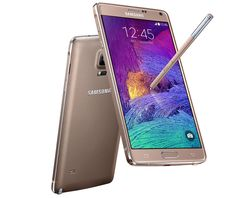 Samsung Galaxy Note 4 and Samsung Galaxy Note Edge are officially introduced
