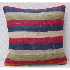 Turkish Kilim Throw Cushion Cover Outdoor Chair Cushions 16''x16'' Sofa Pillows #kilimpillow #decorativepillow #throwpillow #designerpillow #turkishpillow #homedecor #bohopillow #pillowsham #pillowcase #kilimrug #bohodecor #persianrug #turkishrug #arearug #vintagepillowsstore #tribalpillow #kilimcushion #etsy #ebay #homedecoration #vintage #turkishkilimcarpet #grandbazaar #bohochic #largepillows #interiorstyling #bohohome #whosalekilim #whosaleoushak