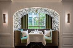 Ресторан Histoires в Париже