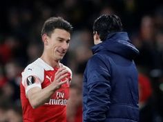 Arsenal captain Laurent Koscielny said he finally had a smile back on his face after making a successful comeback from a seven-month injury layoff in Thursday's Europa League victory over Qarabag. Arsenal Fc, Laurent Koscielny, Europa League, New Chapter, Monaco, Comebacks, Football, Mole, News