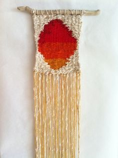 Image of Sunset Portal Woven Wall Hanging