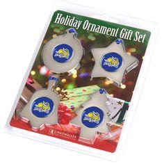 South Dakota State Jackrabbits NCAA Ornament Gift Pack