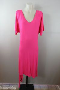 Size 10 S Charlie Brown Ladies Pink Casual Cover Dress Tunic Beach Summer Design | eBay