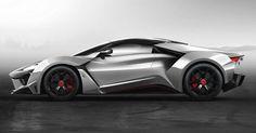 400 km/h-val száguld az arab szupersportkocsi
