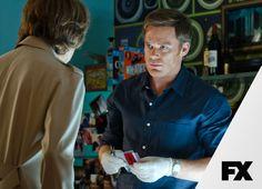 A Dra Vogel não esperava, mas alguém do passado volta para sua vida. Dexter - Final de temporada, domingo 5 de janeiro, 23h #AssistoFX Confira conteúdo exclusivo no www.foxplay.com